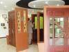 Granite countertops, cabinets, doors, windows