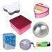 Tin box, tin can, metal box, tin packing box