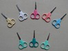 Kitchen accersory, nylon kitchen tool, peelers, scissors, screwdriver