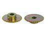 Roller chain sprockets steel