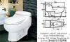 Ceramic toilet ware