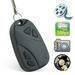 Car Key Chian Spy Camera With Car Remote