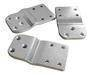 Stamping part & stamping product & punched part