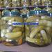 Canned Cucumber Gherkin