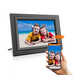 10 inch Hdgenius wifi picture frame HD IPS touchscreen free APP