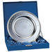 The silver and golden plated tablewares