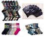 Knitted socks for men, women, children