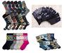 Knitted socks for men, women, children