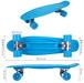Fashionable luminous skate board