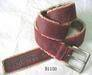 Leather belts made in China