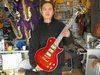 Gibson electric guitar