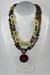 Glass bead necklaces - 6 pcs.