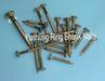 Silicon bronze annular boat nails