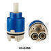 Faucet tap mixer valve ceramic cartridge