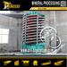 Chrome ore Fiber Glass Machine Spiral Chute Separator