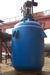 Glass lined reactor/storage tank/distiller