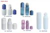Roll-on bottle for deodorant/perfume/anti-perspirant