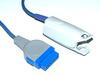 Reusable Spo2 Sensor for  Adult Finger Clip  for GE Monitor
