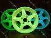 Luminous, photo luminescent, fluorescent paints