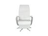 Aluminum arm rest for sofa chair