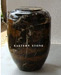 Onyx, Marble Stone Ash Urn, Cremation Urn, Funeral Urn