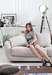 Italian Fabric Sofa Manufacturers Modern Home Furniture Sofa