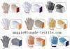 Cotton Gloves/PVC Dotted Gloves/Cotton Yarn/Safety Gloves/TC Yarn