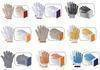 Cotton Gloves/PVC Dotted Gloves/Cotton Yarn/Safety Gloves/TC Yarn