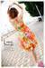 Lady casual dress H2220