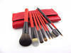 OEM/Wholesale Professional 8 Piece Makeup Brush Set 5 Colors