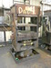 EEMCO double-platen steam press with timer and controls