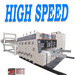 Hihg speed carton Flexo Ink Printing slotting diecutting machine