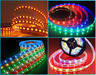 LED strip light-rope light-tube-downlight-spotlight-bulb