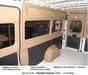 Commercial van interior body building plastics - ABS