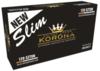 Slim Cigarette Filter Tubes Korona 120