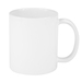 11oz. Ceramic White Coated Mug (Grade A)