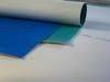 Compressible rubber blanket