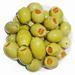 Greek Chalkidiki Green Olives