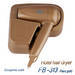 Hair dryer FB-313 Paint gold Hotel Hair dryer Export