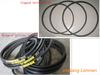 Series V-belt, EP/Nylon conveyor belt, agricultural belt, flat belt