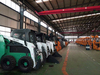 50HP Baoomax mini skid steer loader with attachments
