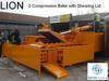 LION - 3 Compression Baler with Shearing Lid