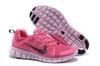 Nike Free 3.0 Womens Shoes Pink Black Powerline