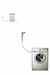 Household ozone water generator continuous ozonated water