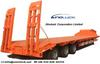 Skeleton trailer, low bed trailer, flatbed semi-trailer, dump trailer