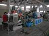 Waste plastic recycling  line