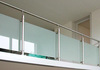 The CE certification of milkly white laminated glass for partition, rai