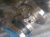 Pump valve pipe ss sheet