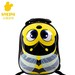 Hot Customized Lightweight ABS and PC Cute Kids Backpack Trolley Case