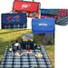 Waterproof picnic blaket, beach mat, camping blanket, travel blanket